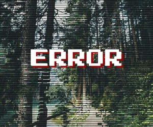 wallpaper, error, and grunge image