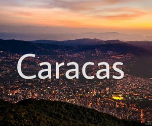 afternoon, caracas, and city image