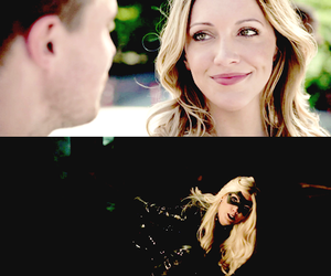 arrow, katie cassidy, and laurel lance image