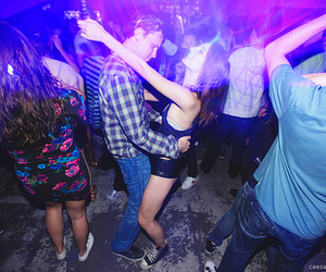 party, dance, and couple image