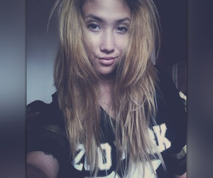asian, blonde, and Mongolian image