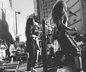 block party, Brooklyn, and samira image