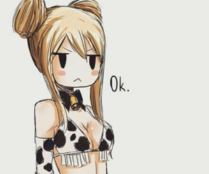 fairy tail, Lucy, and anime image