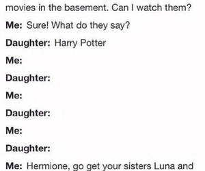 funny, harry potter, and hahah image