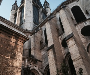 church, dijon, and france image