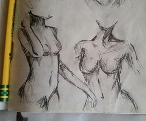 aesthetic, art, and body image