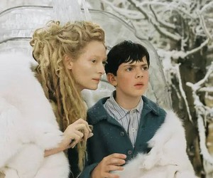 narnia, movie, and black and white image