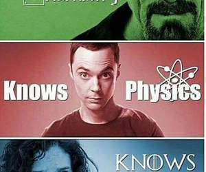game of thrones, jon snow, and breaking bad image