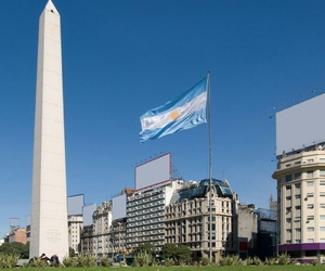 argentina, day, and obelisco image