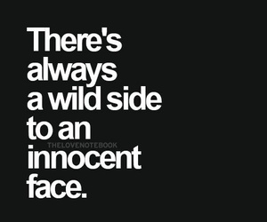 quotes, wild, and innocent image