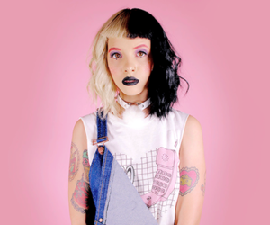 melanie martinez, cry baby, and pink image