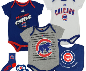 baby, fashion, and mlb image