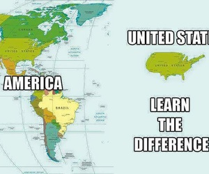 america, usa, and difference image