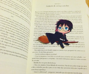 bookmarker, books, and harry potter image