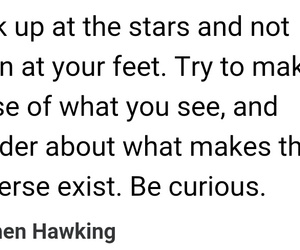 curious, exist, and quote image