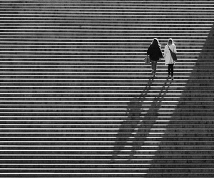 alternative, black, and black and white image