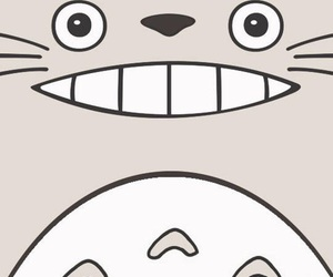 totoro, wallpaper, and anime image