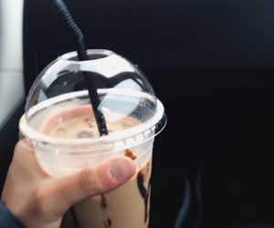autumn, vintage, and frappe image