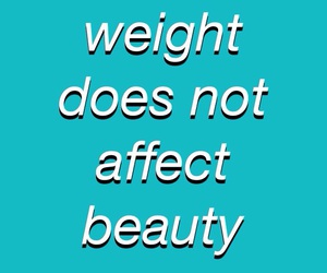 beauty, weight, and blue image