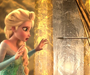 disney, snow queen, and evil image