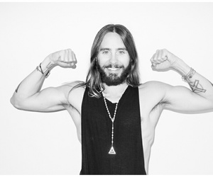 jared leto, jaredleto, and 30 seconds to mars image