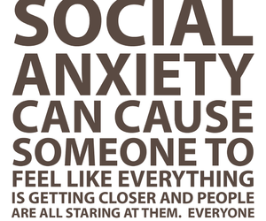 anxiety, social anxiety, and depression image