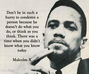quotes and malcolm x image