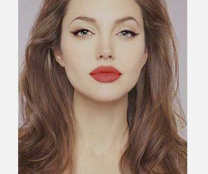 Angelina Jolie, beauty, and bradgelina image