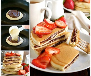breakfast, meal, and recipes image