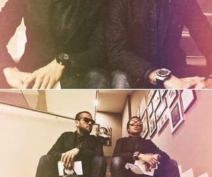 suit, neymar jr, and dani alves image