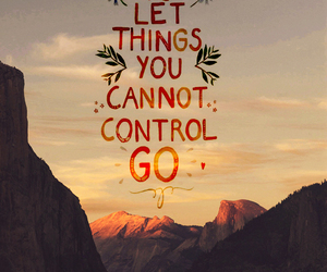 quotes, control, and let go image