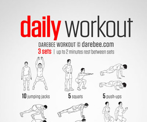 health and workout image