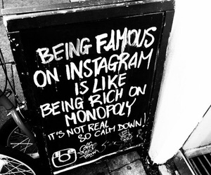 quote, instagram, and famous image