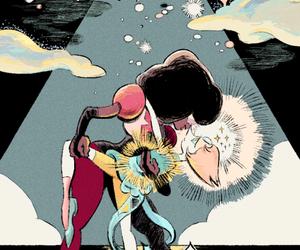 steven universe, garnet, and pearl image