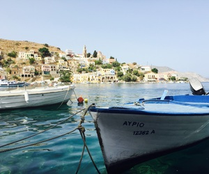 Greece, rhodes, and holiday image