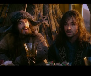 the hobbit, kili, and bofur image