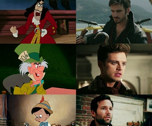 August, colin, and hook image