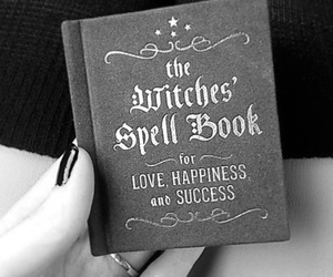 book and Witches image