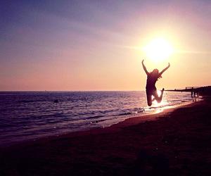 beach, Hot, and holidays image