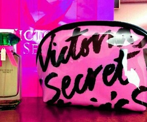 pink, beauty, and victoria secret image