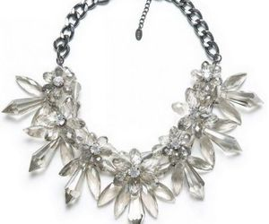 fashion jewelry, necklace, and wedding image