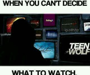 pretty little liars, teen wolf, and pll image