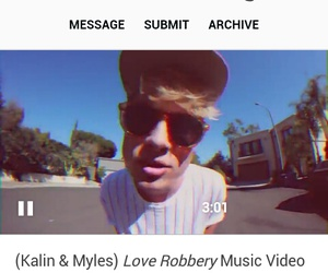 tumblr, video, and kian lawley image