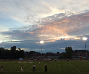 football, game, and pretty image