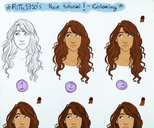 art, drawing, and drawing tutorial image