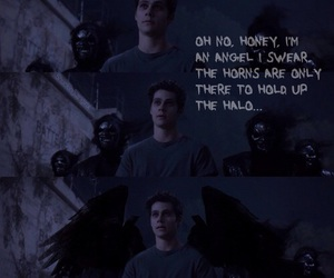 teen wolf and styles image