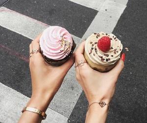 chocolate, raspberry, and yummy image