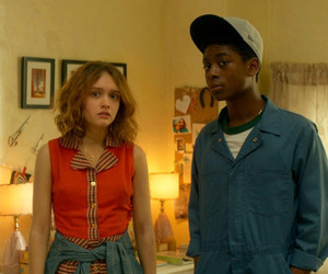 me earl and dying girl image
