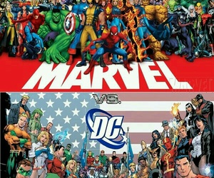 Action, DC, and comics image
