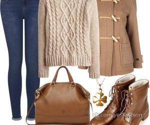beautiful, fashion, and jeans image